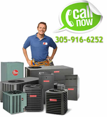 Pinecrest AC Repair