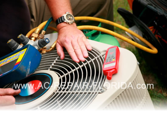 AC Repair Hollywood, FL