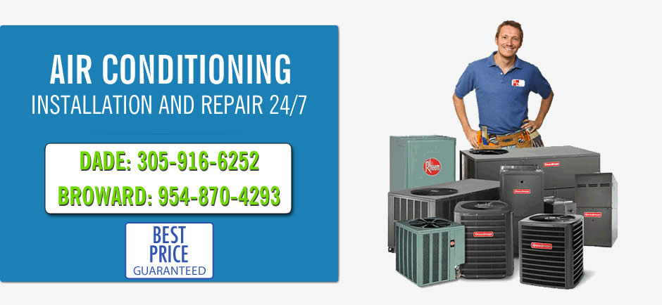 AC Repair South Florida